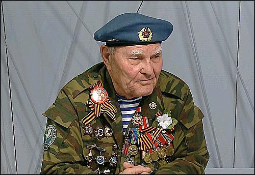 Красноярец внесен в Книгу рекордов России как самый пожилой десантник