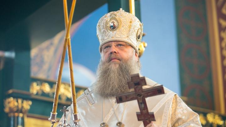 Митрополит Меркурийпризвал на день запретить аборты в Ростове