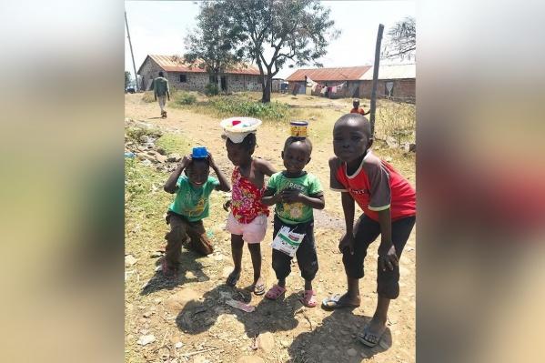 В Кении уже живут знакомые красноярцев, которые и пригласили их в школу