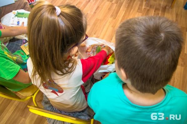 В детском садике интересно, только попасть туда нелегко