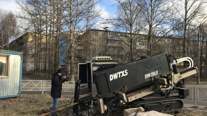 «Ярославльводоканал» приступил к ремонту водопроводных сетей по проекту БКД-2019
