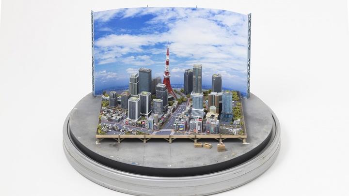 В Екатеринбург привезут японские миниатюры городов, которые не отличить от настоящих: смотрим фото