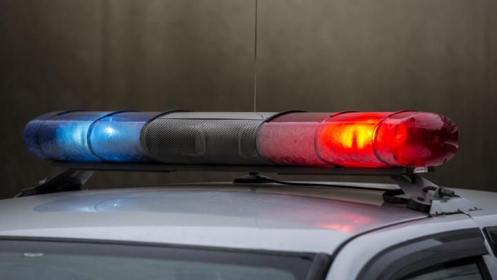 «Тойота» въехала в мопед под Новосибирском: один подросток погиб, другой в больнице