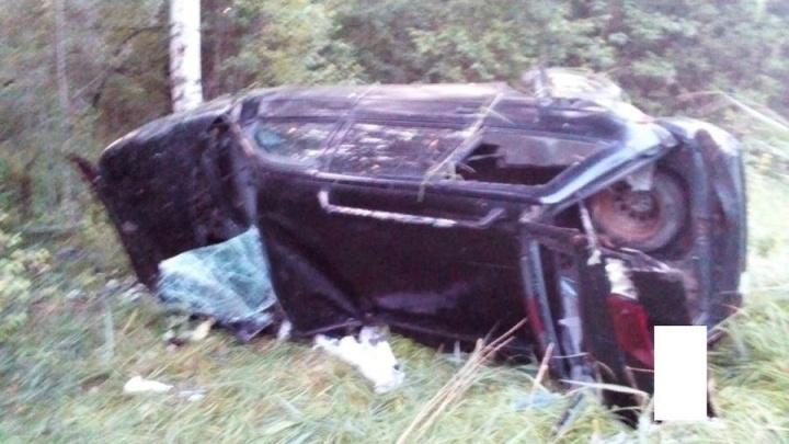 Пришлось задействовать МЧС: в Ярославской области ночью разгребали последствия аварии на трассе