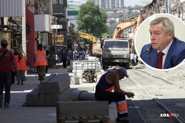 Реконструкцию Станиславского обещали закончить до чемпионата мира по футболу
