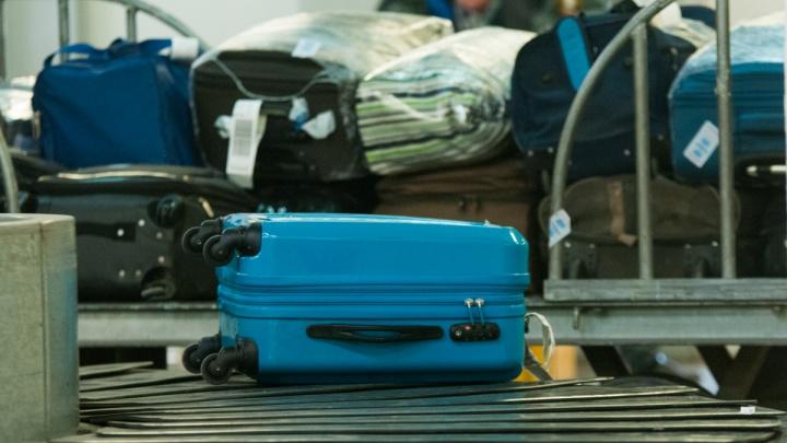 Не привезли больше сотни чемоданов: прилетевшие из Москвы в Кольцово пассажиры остались без багажа