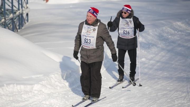 В национальном парке «Башкирия» пройдет «Заповедная лыжня России»