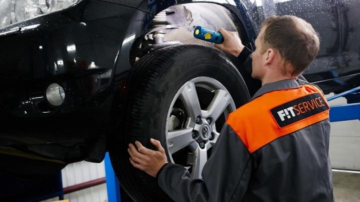 В Уфе открылся второй филиал федеральной сети автосервисов!