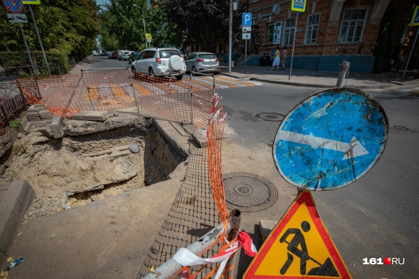 Из-за ремонтных работ в городе перекроют два участка дорог