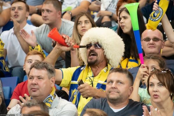 ФК «Ростов» занимает седьмую строчку турнирной таблицы РПЛ