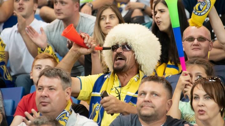 ФК «Ростов» потребовал у Российского футбольного союза объяснить спорные решения судей