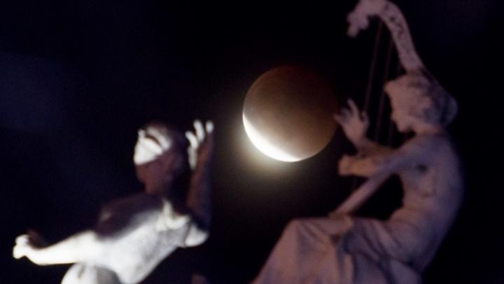Больше и ярче: этой ночью челябинцы смогут увидеть суперлуние