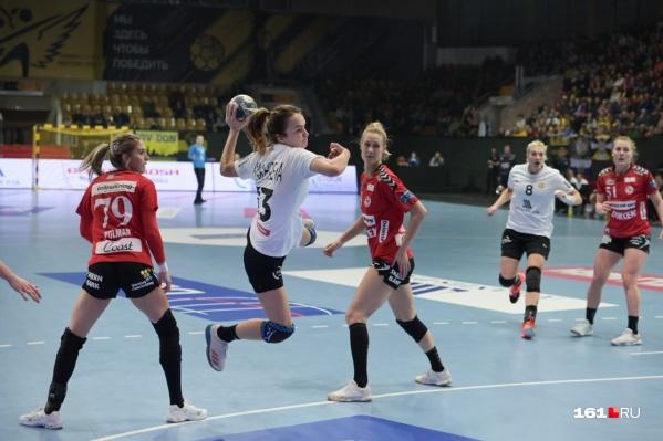 Анна Вяхирева сегодня помогла одержать своей команде победу