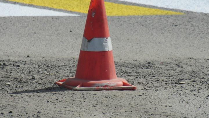 В выходные дни на дорогах Зауралья под колесами автомобилей погибли три пешехода