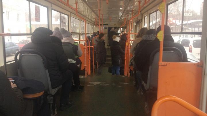 С 9 утра до «как получится»: трамвай №7 перестанет ходить в Нижнем Новгороде