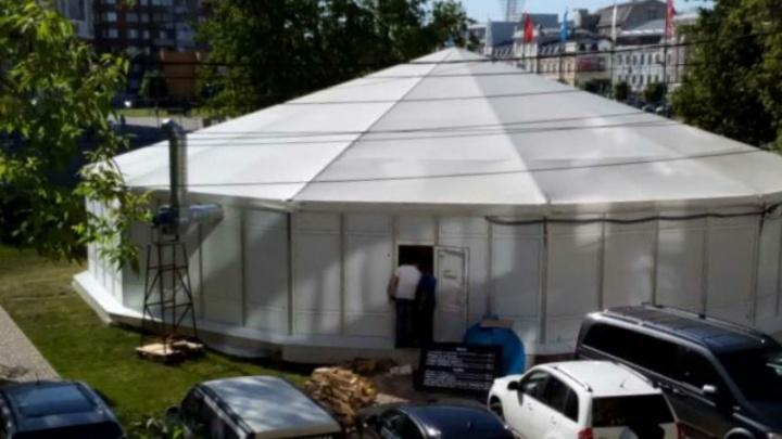 Ярославец заставил шумный ресторан в центре города работать потише