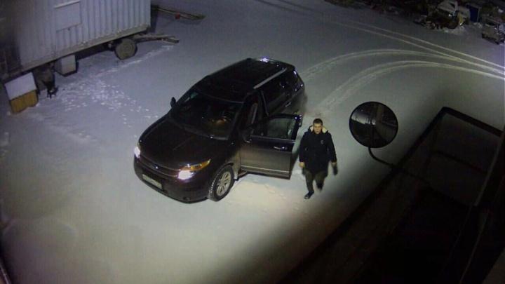 Задержан угонщик дорогого «Форда» с оставленными в салоне ключами