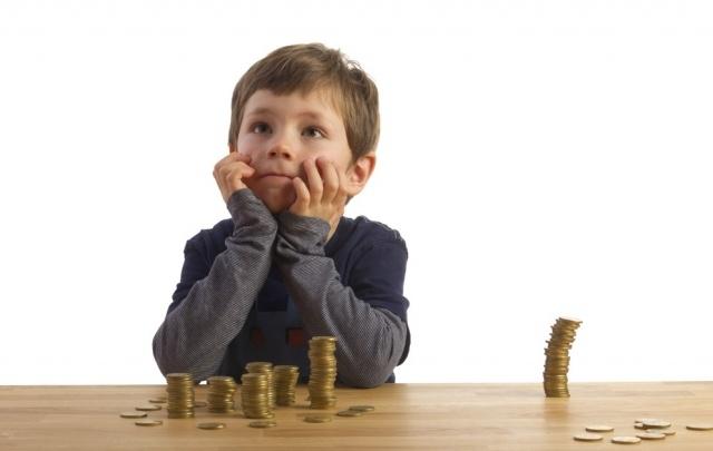 Советы психолога и карта «МегаФона» помогут познакомить детей с деньгами