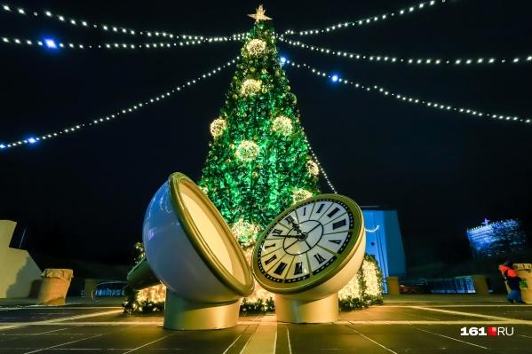 А у вас уже есть новогоднее настроение?