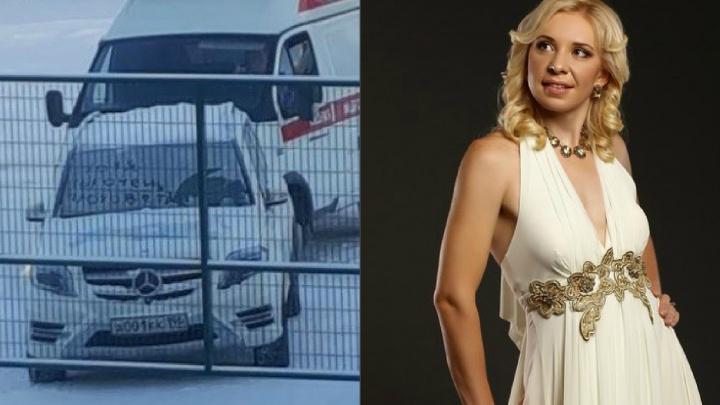 Хозяйкой Mercedes, закрывшей въезд для скорой в Мичуринском, оказалась призёр Олимпиады Юлия Скокова