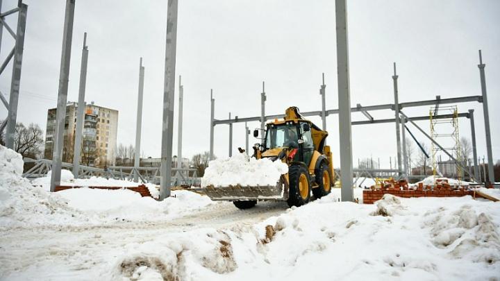 В Ярославле появятся два новых бассейна: строят самый большой в регионе спортивный комплекс