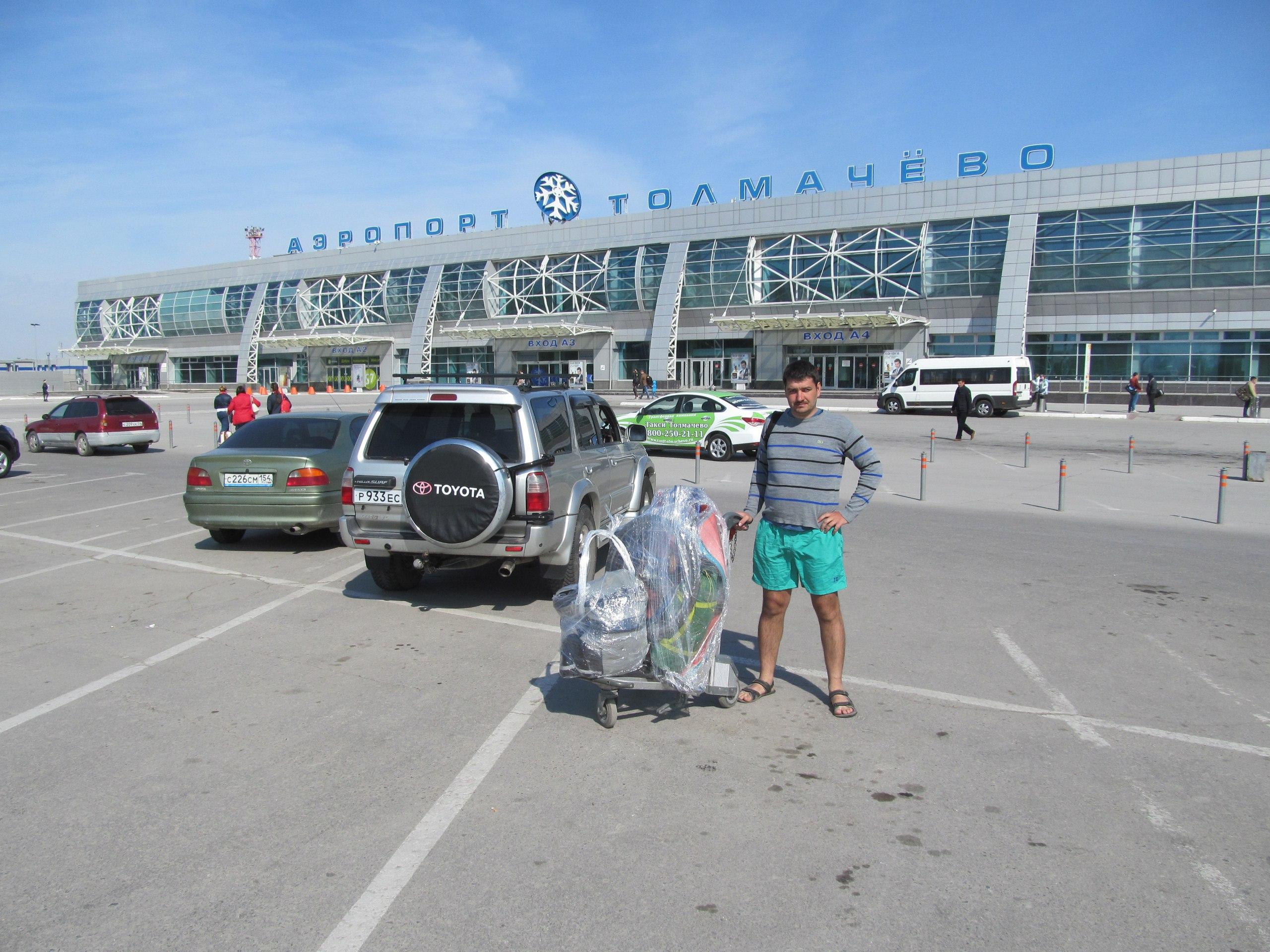 Михаил и раньше путешествовал с велосипедом. Часть пути преодолевал на самолёте: так быстрее