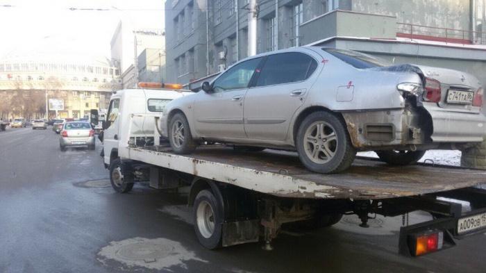 Если машина припарковалась на месте для инвалидов без оснований, её эвакуируют