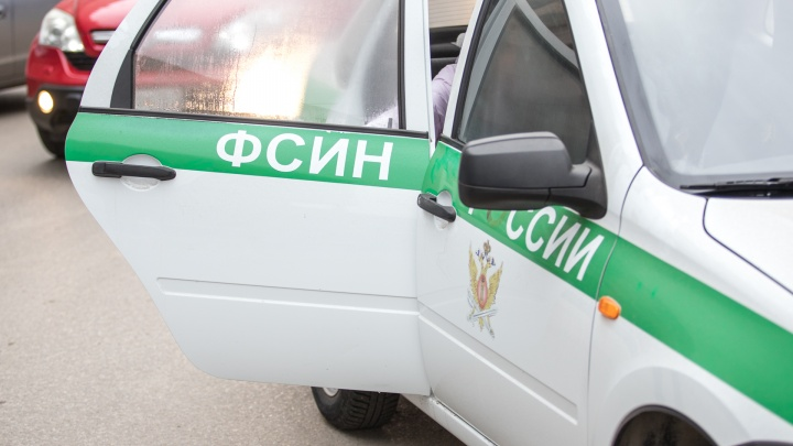 В Ростовской области женщина хотела пронести в колонию наркотики в детском подгузнике