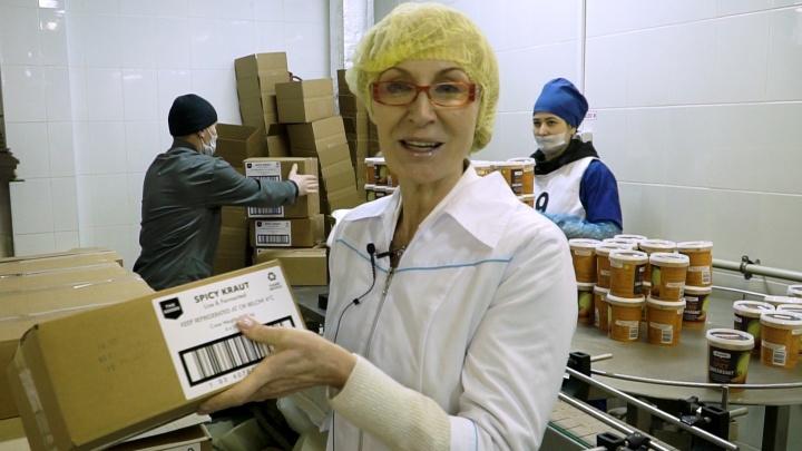 От лотка на рынке до мировой торговли: как нижегородка стала миллиардером, продавая квашеную капусту