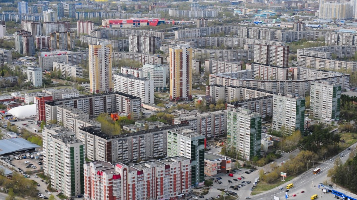 Съём в летнюю ночь: в центре Екатеринбурга стали сдавать больше квартир в аренду