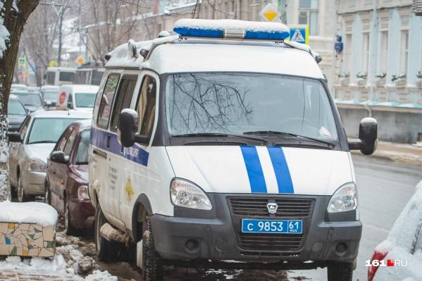 Долго скрываться грабители не смогли, их задержали полицейские