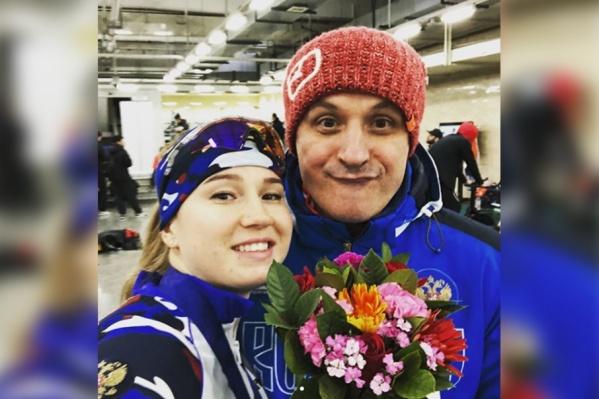 Ольга Фаткулина заявила, что месяц самостоятельно готовилась к соревнованиям