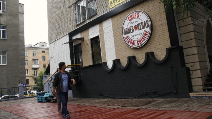 На месте хипстерской закусочной в центре открылось кафе с пятью видами турецкого кебаба