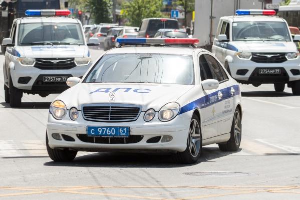 Полиции предстоит выяснить причины ДТП