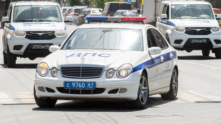 В аварии в Ростовской области погибли два человека