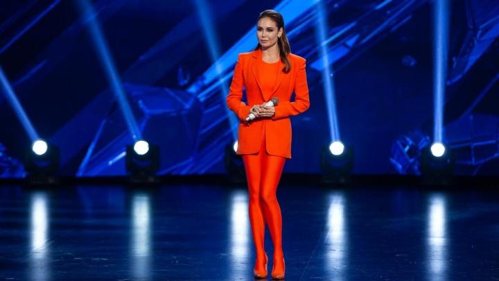 Ляйсан Утяшева показала синяки после выступления на своём шоу