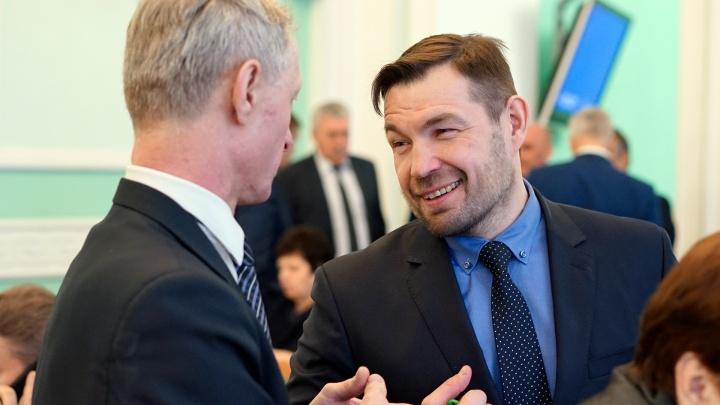 Глава омского отделения «Справедливой России» Владимир Гуселетов решил оставить свой пост