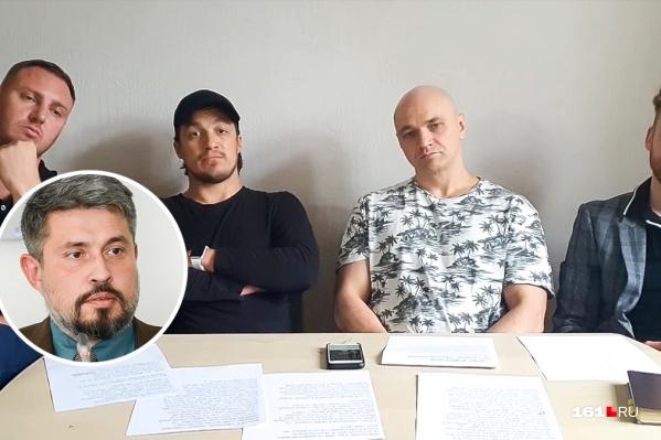 Участники «Касты» считают, что их друг Роман Илюгин невиновен