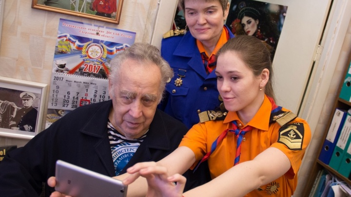 Тюменский писатель Владислав Крапивин стал прадедушкой