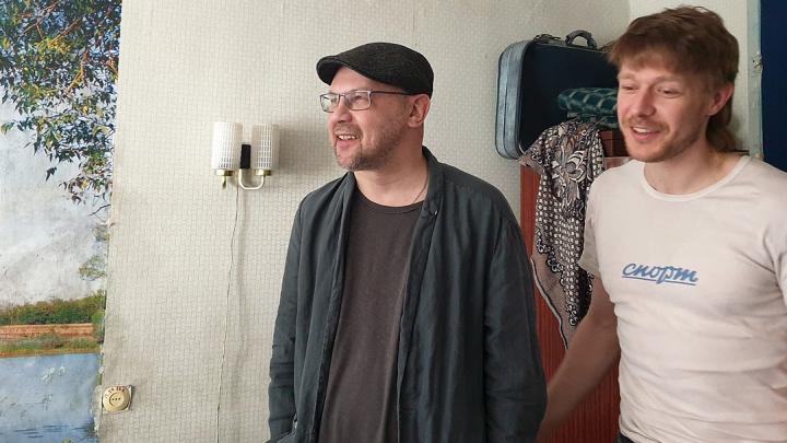 В Санкт-Петербурге начались съемки фильма по роману Алексея Иванова «Общага-на-Крови»