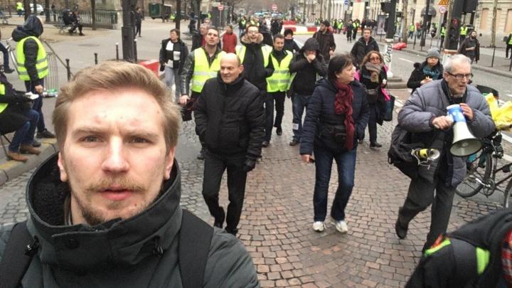 «В России меня ждет тюрьма»: колонка тюменца, уехавшего в Европу из-за уголовного преследования