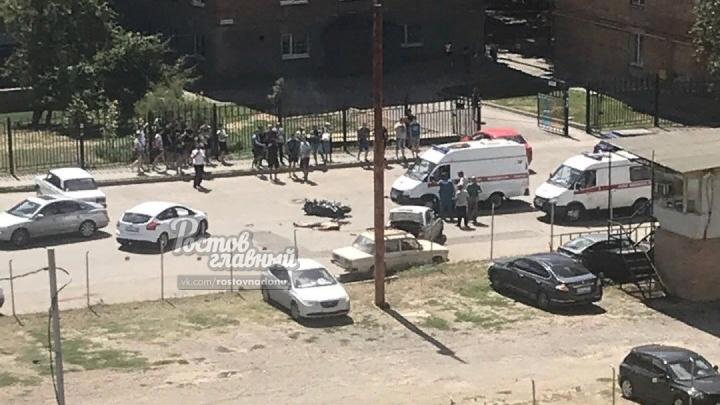 В Ростове на Чкаловском насмерть сбили мотоциклиста