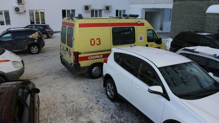 В Уфе во время прогулки скончалась двухлетняя девочка