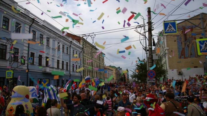 Бесплатно накормят и развлекут: на улице Куйбышева пройдет гастрономический фестиваль