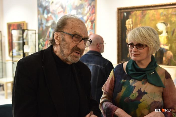 Виталий Волович отмечает юбилей