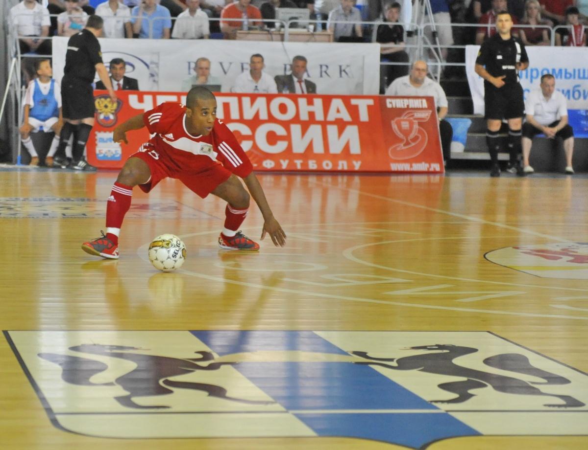 Информация о новом игроке появилась на официальном сайте новосибирской команды