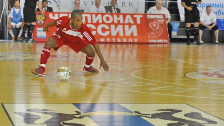 Новосибирский клуб заманил в команду опытного бразильца