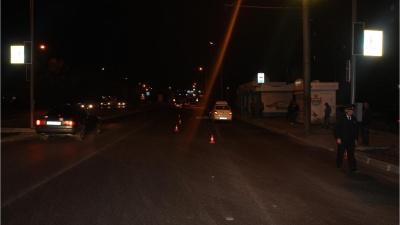В Кургане на пешеходном переходе насмерть сбили женщину