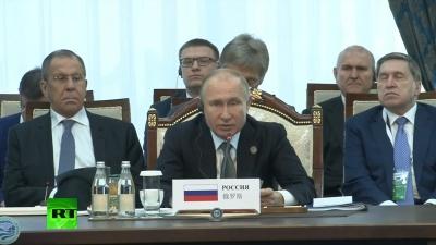Путин назвал даты проведения саммитов ШОС и БРИКС, но не упомянул Челябинск