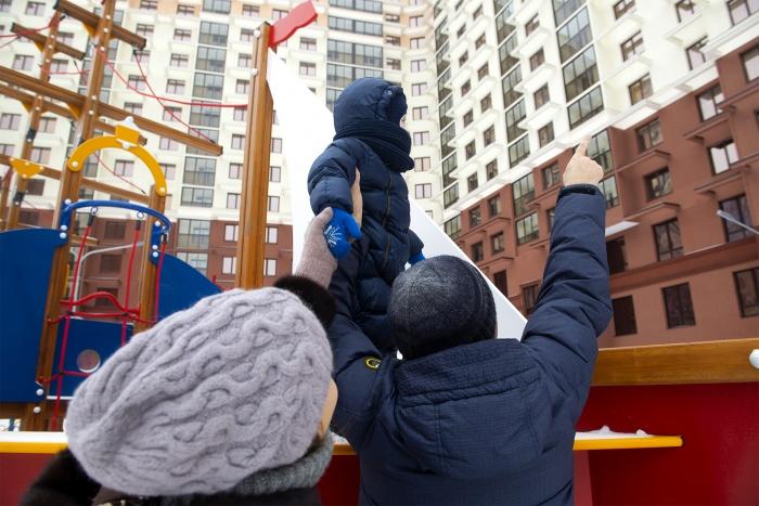 Квартиры в «Первом Николаевском» идеально подойдут семьям с детьми